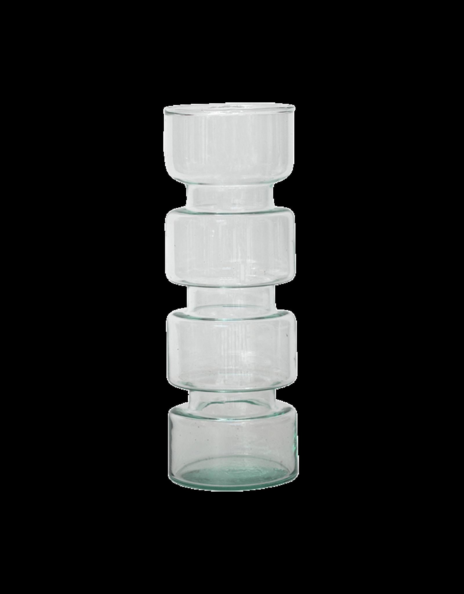 UNC Amsterdam Vase recycled glass Paloma. 105481
