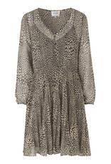 Second Female Real LS Short dress S