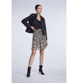 SET Skirt Floral print 36