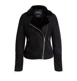 SET Lammy Coat Black 36