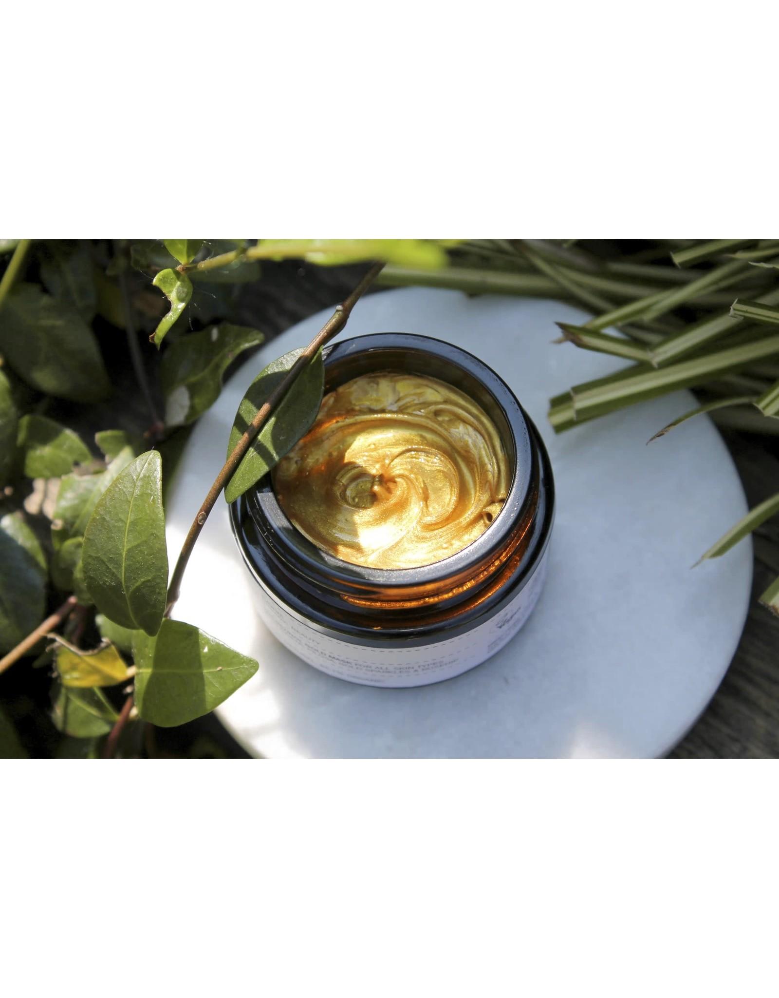 Evolve Bio-retinol gold mask