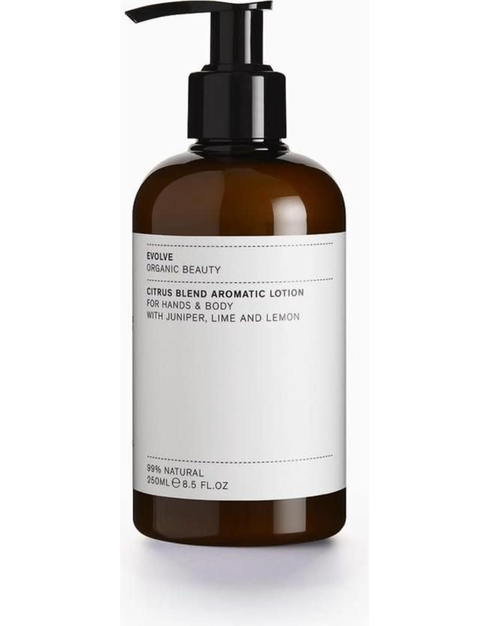 Evolve Citrus blend aromatic lotion 500ml