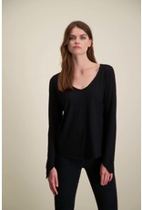 The V-neck Long Sleeve