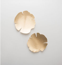 UNC Amsterdam Dish Leaves - Set of 2, in gift pack