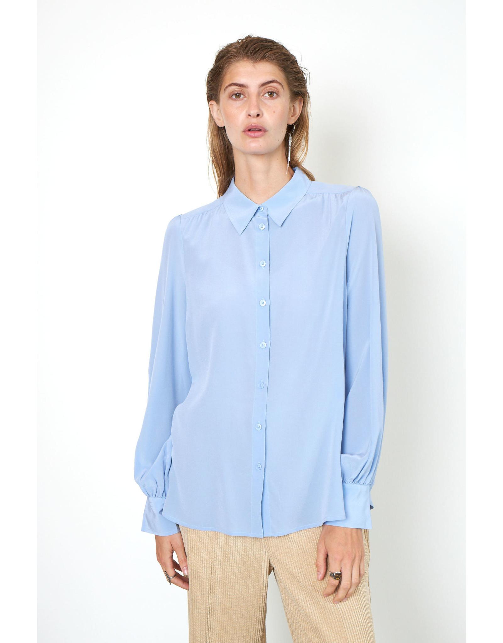 Second Female Thorina Shirt  Brunnera Blue