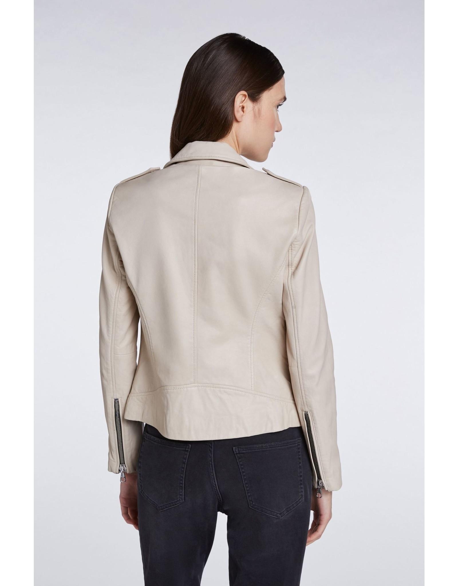 SET Tyler leather jacket SUGAR
