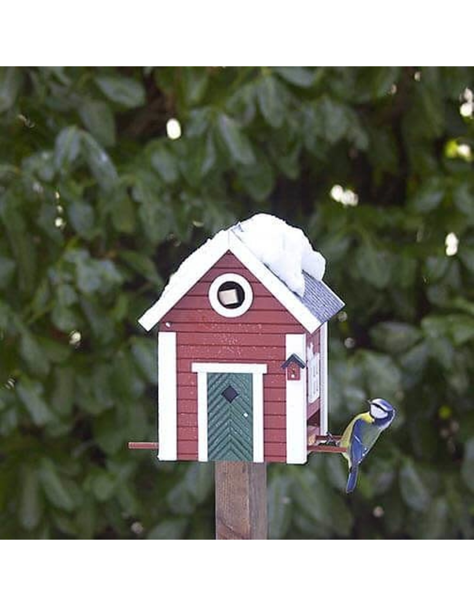 Wildlife Garden Birdhouse Multiholk