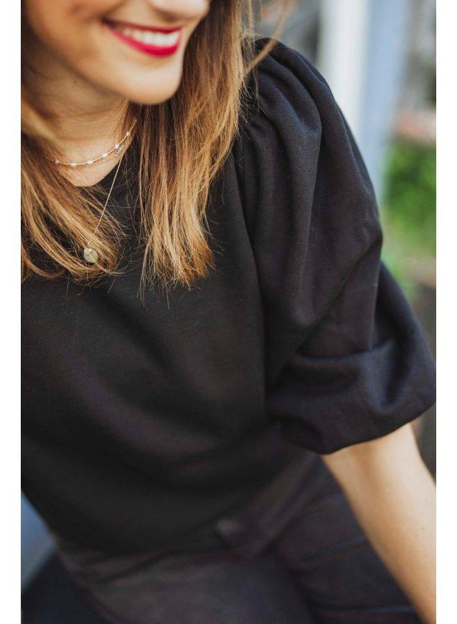 Gestuz Nankita Sweatshirt Zwart