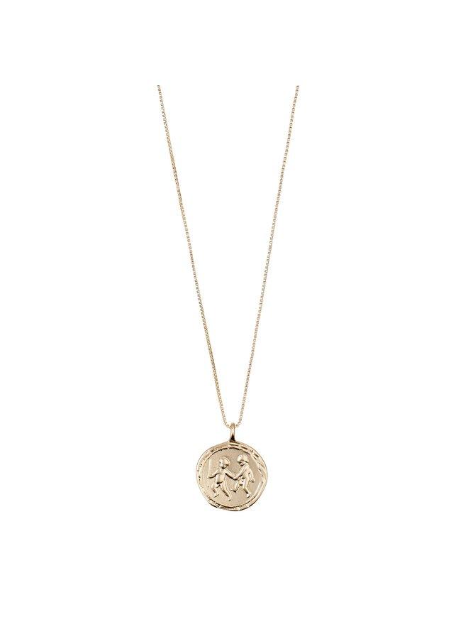 Gemini horoscoop ketting goud