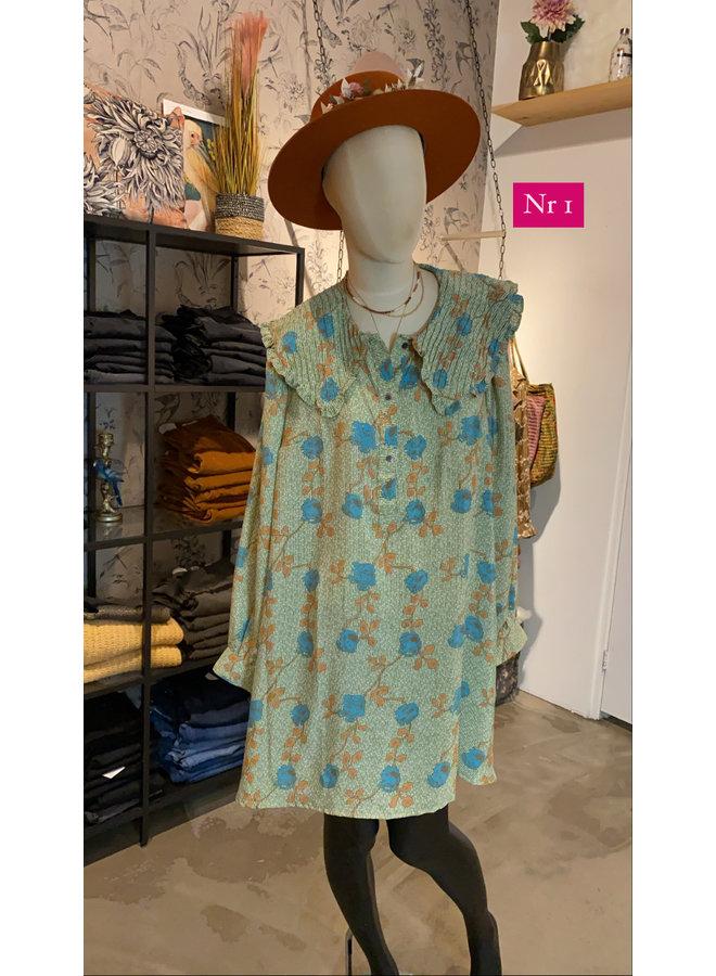 Isabel Dress print 1