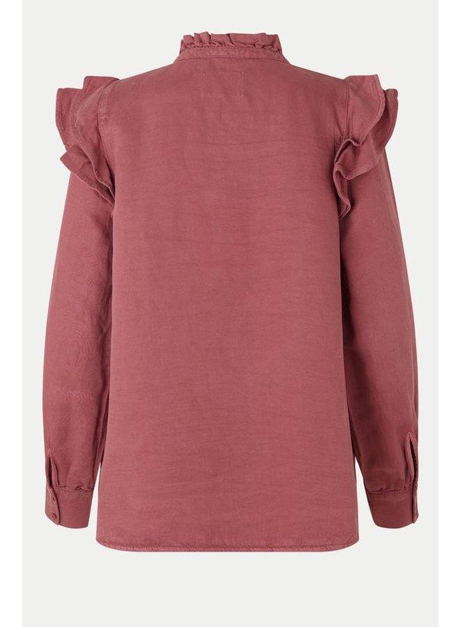 Second Female Bella New Shirt Roan Rouge