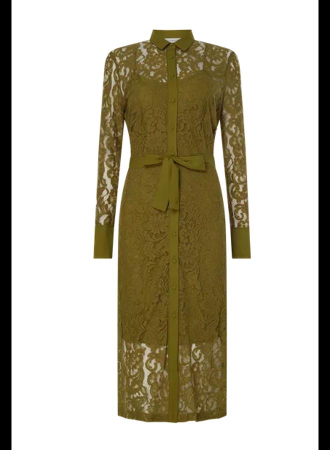 Rosemunde Dress Groen