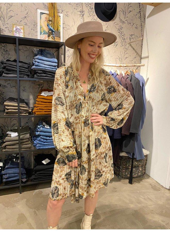 Ines Dress print 3
