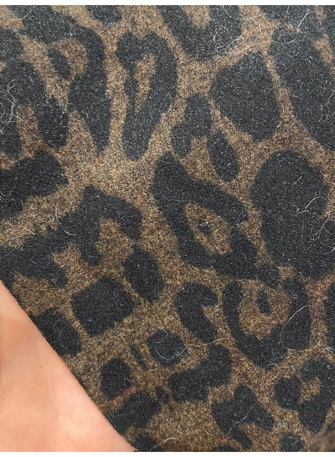 Atelier Des Femmes Headband Leopard