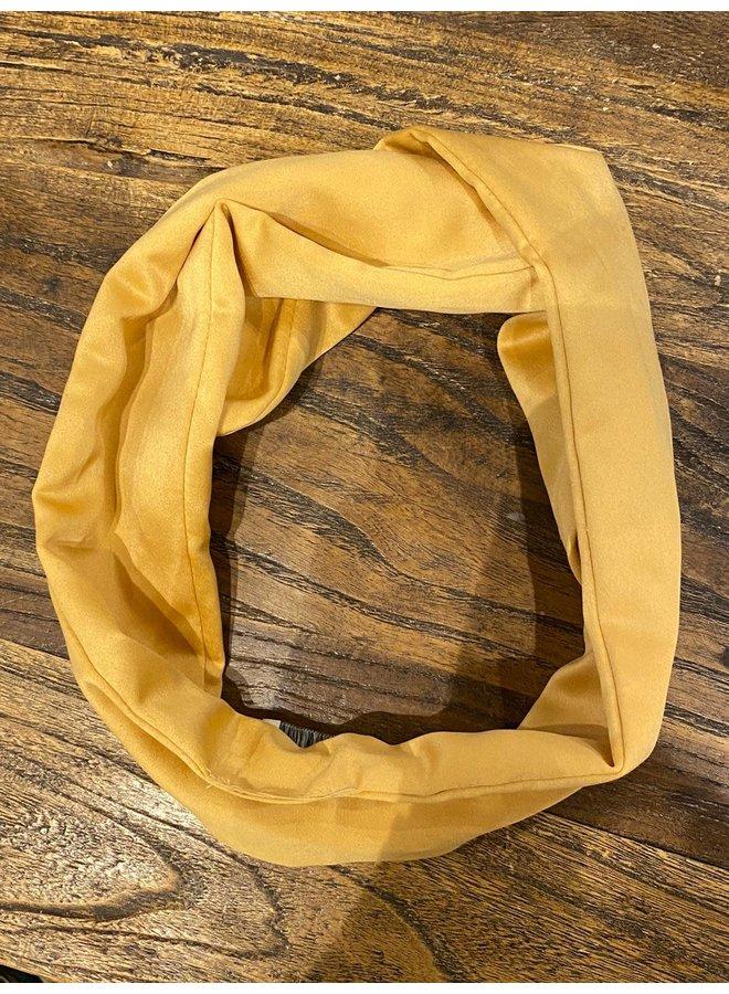 Atelier Des Femmes Wit Geel Goud Haarband