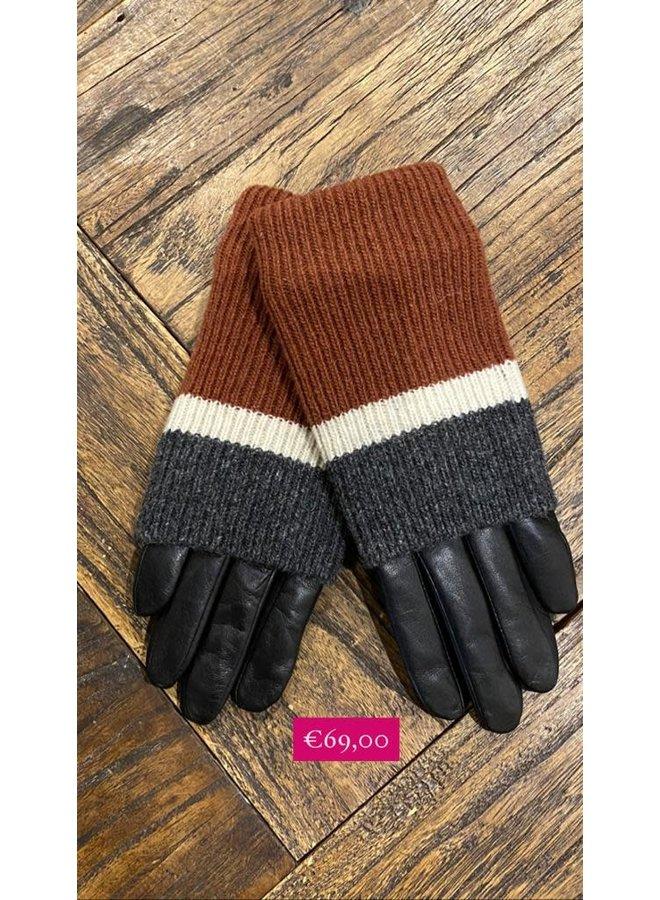Markberg Handschoenen Helly Glove Bruin
