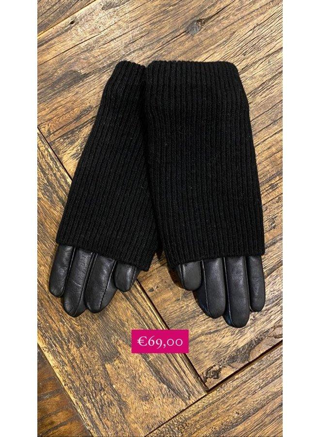 Markberg Handschoenen Helly Glove Zwart