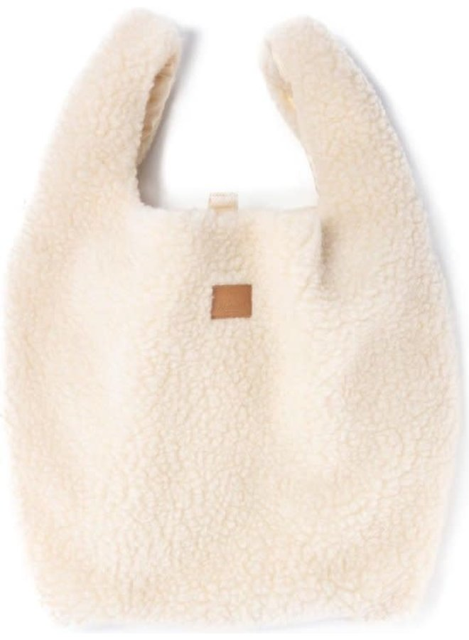 Alwero Shopper Bag White