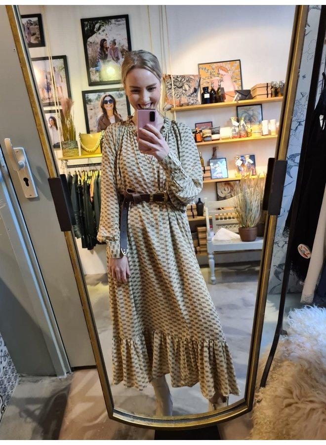 Roxana Dress print 6 One size