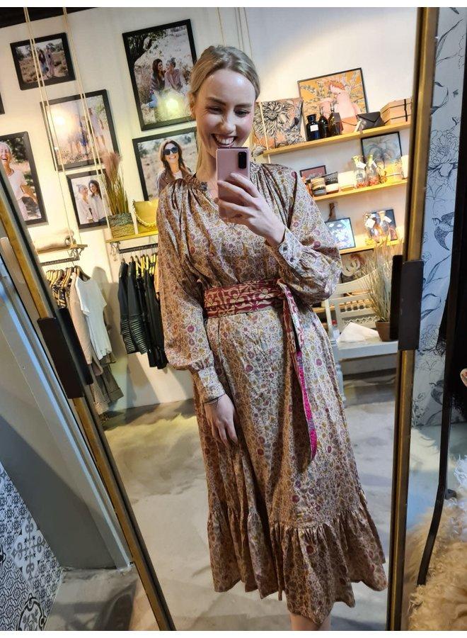 Roxana Dress print 8 One size