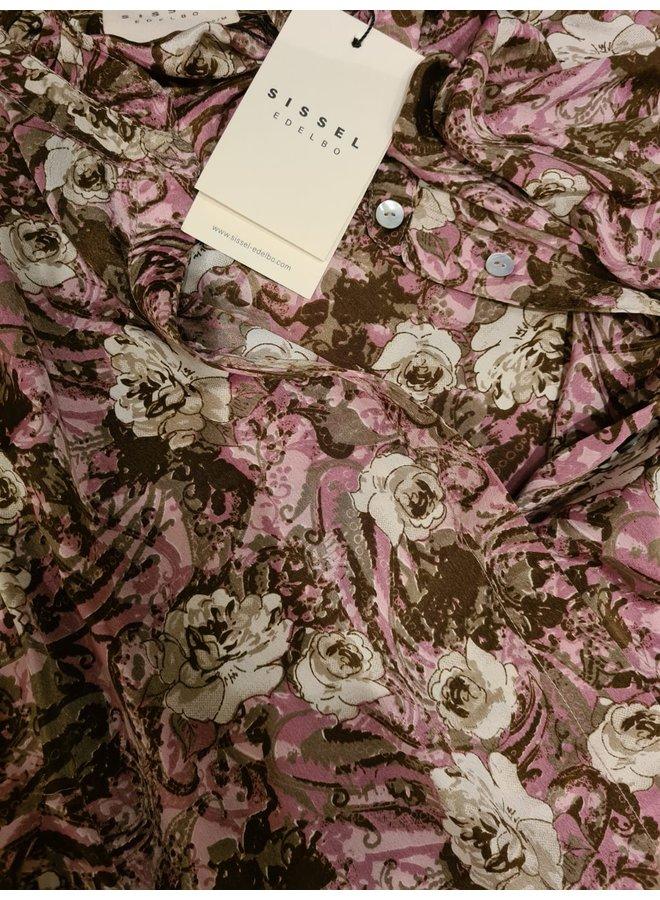 Rosie Dress Print nr. 6 S/M