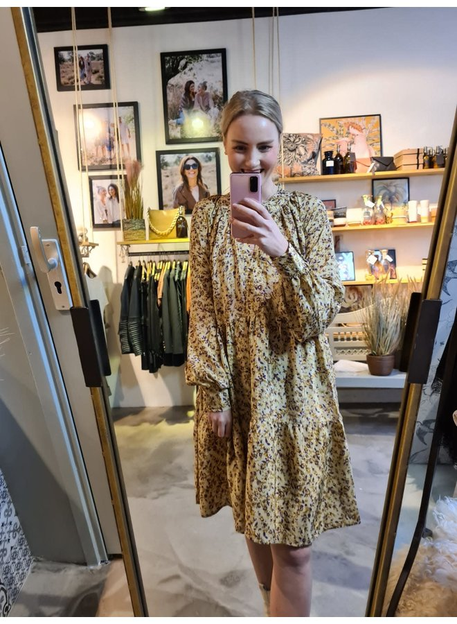 Ines Dress print 10 One size