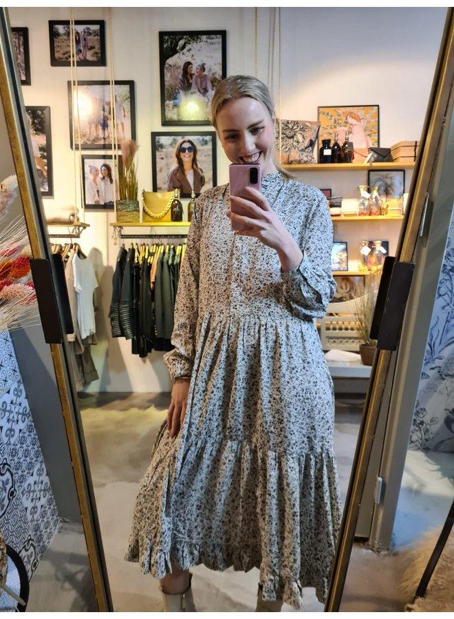 Rosie Dress Print nr. 10 S/M