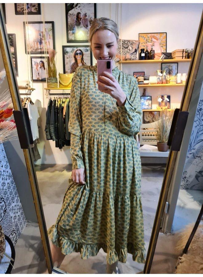 Rosie Dress Print nr. 15 M/L