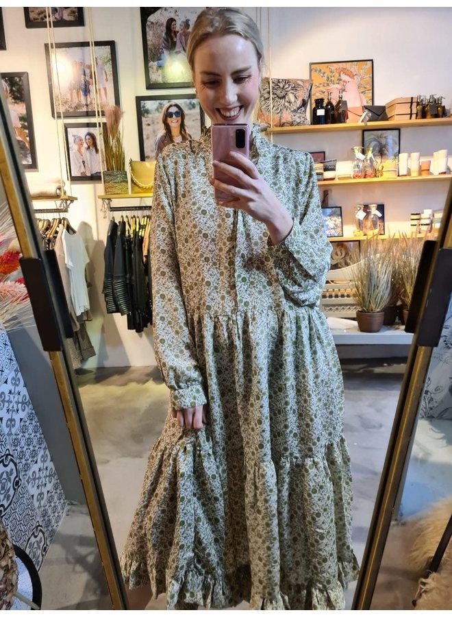 Rosie Dress Print nr. 16 M/L