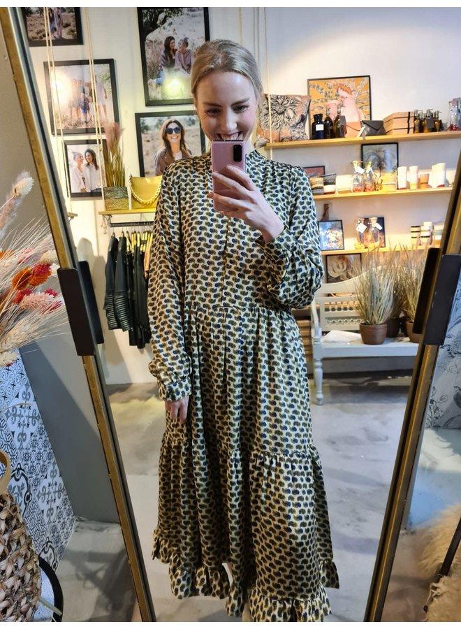 Rosie Dress Print nr. 18 M/L