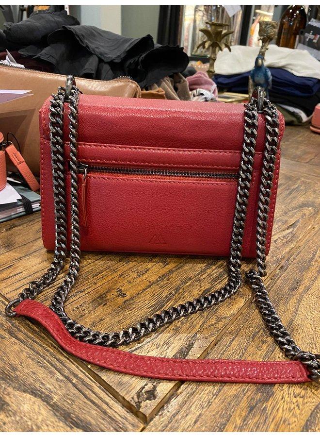 Markberg Vega Crossbody Bag Red