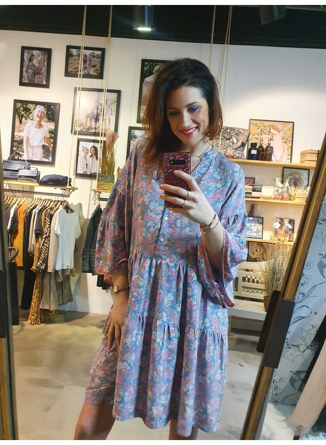 Sissel Edelbo Paloma Short Dress One Size Nr. 72
