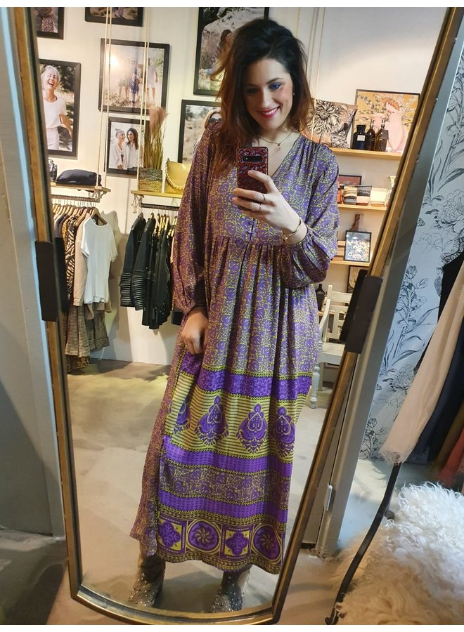Jolene Caftan Dress print 46