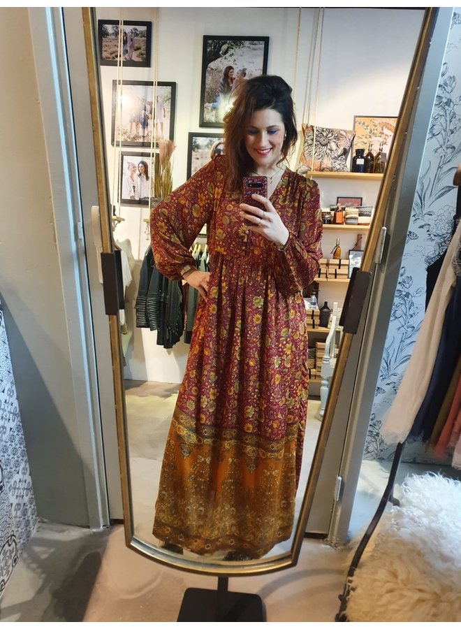 Jolene Caftan Dress print 47