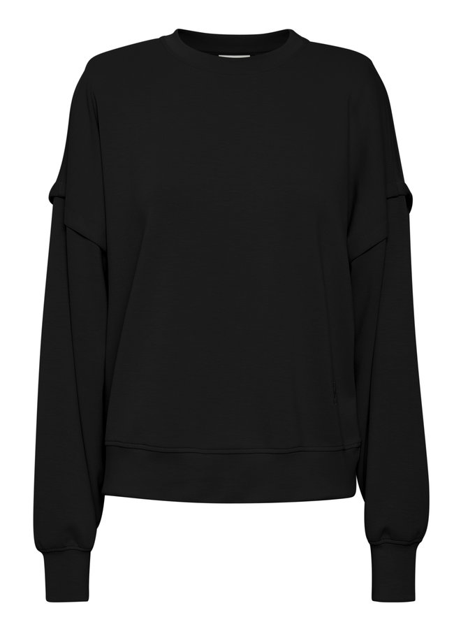 Gestuz Chrisda Sweatshirt Black
