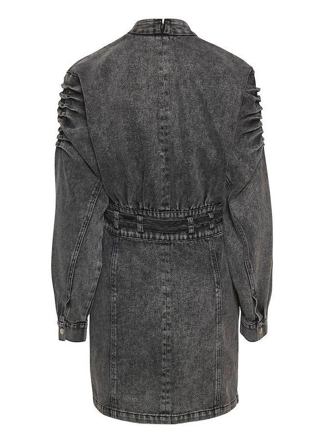 Gestuz Aleah Dress Storm Grey