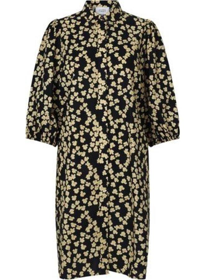 Second Female Alula Shirt Dress Camomile