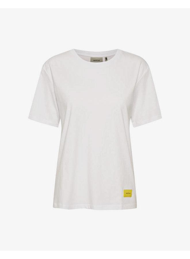 Gestuz T-Shirt wit 10904282 Liv