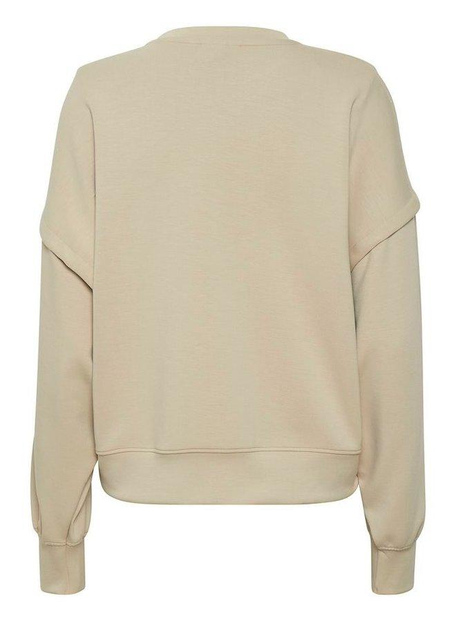 Gestuz Chrisda Sweatshirt Pure Cashmere