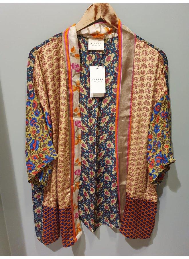 Sissel Edelbo Lotus Short Kimono Mix Nr. 5