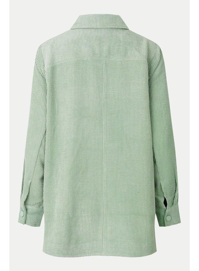 Second Female Boyas Jacket Green Milieu