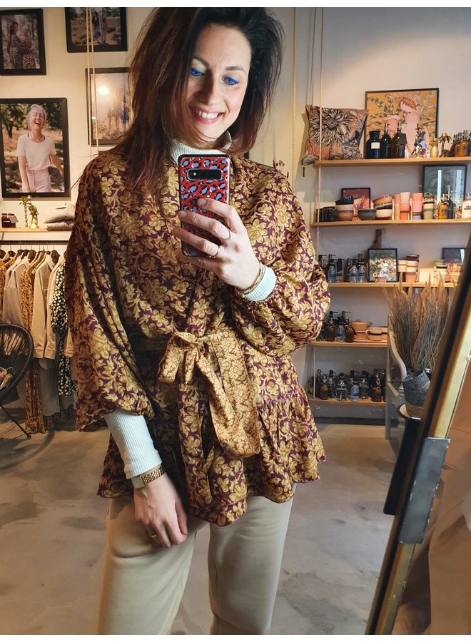 Sissel Edelbo Lyon Kimono Nr. 14