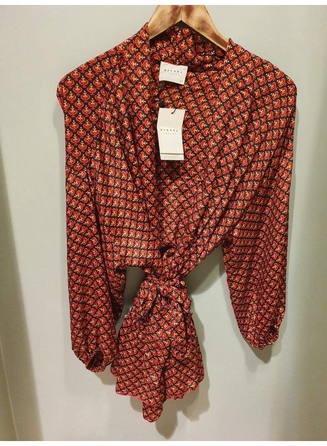 Sissel Edelbo Lyon Kimono Nr. 16