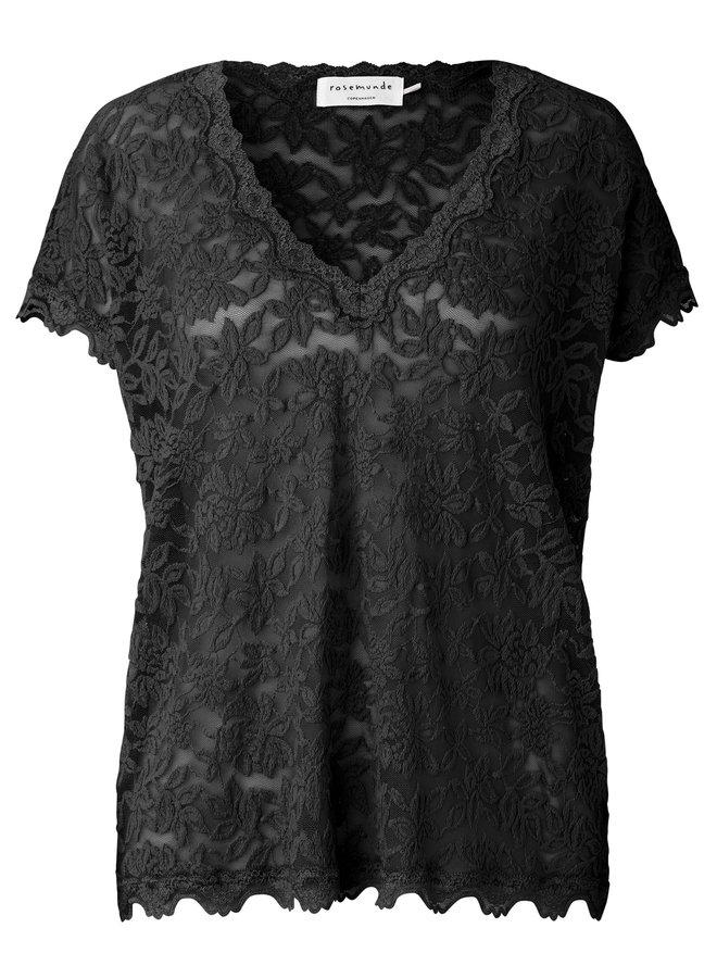 Rosemunde T-shirt Black 5752