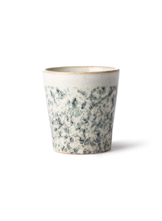 HK Living 70s ceramics Mug - Hail