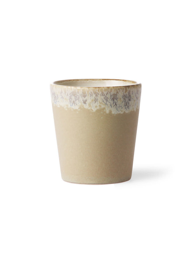 HK Living 70s ceramics Mug - Bark