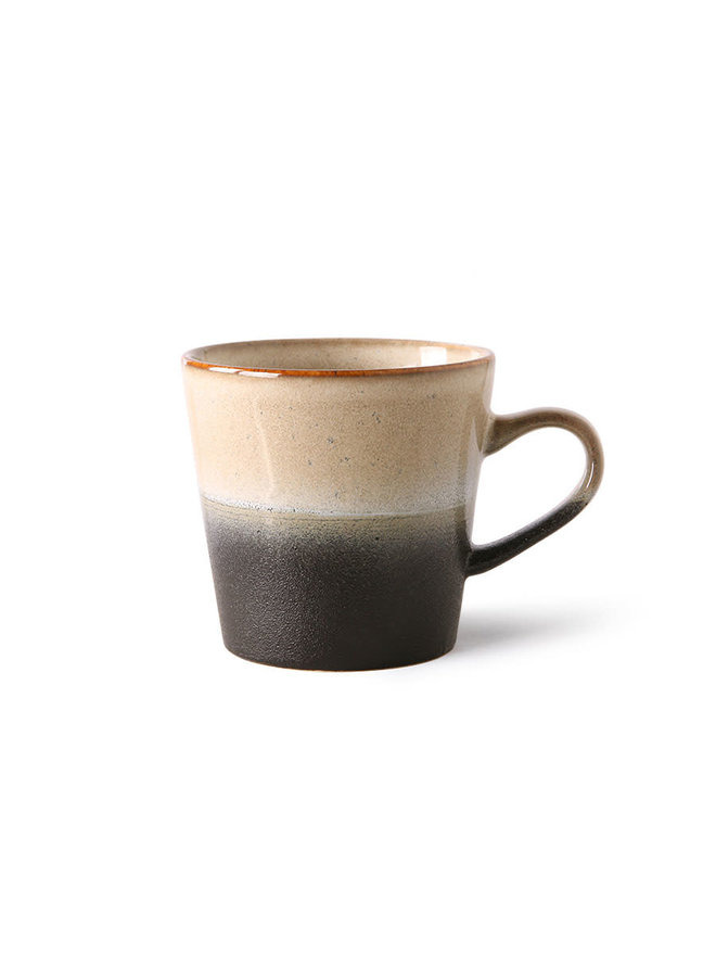 HK Living 70s ceramics Americano Mug - Rock