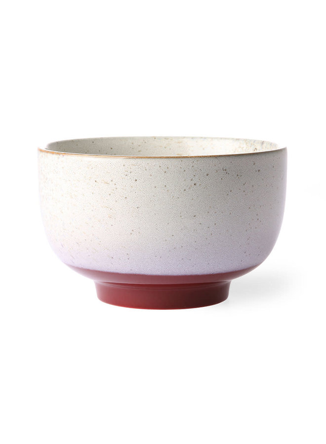 HK Living 70s ceramics Bowl - Frost