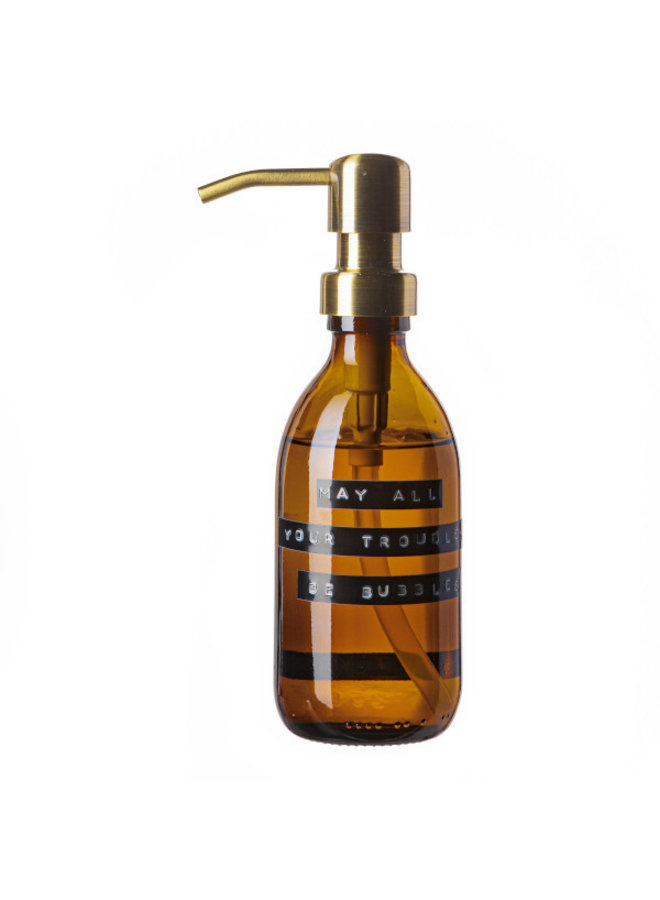 Wellmark Handsoap 250 ml May All Your Troubles Be Bubbles