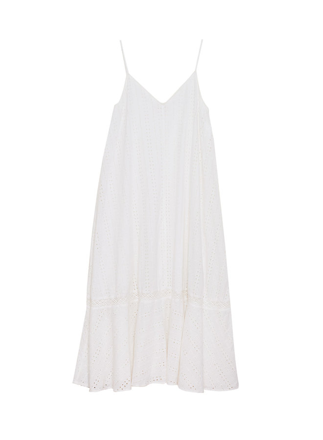 Maison Hotel Nina Dress white